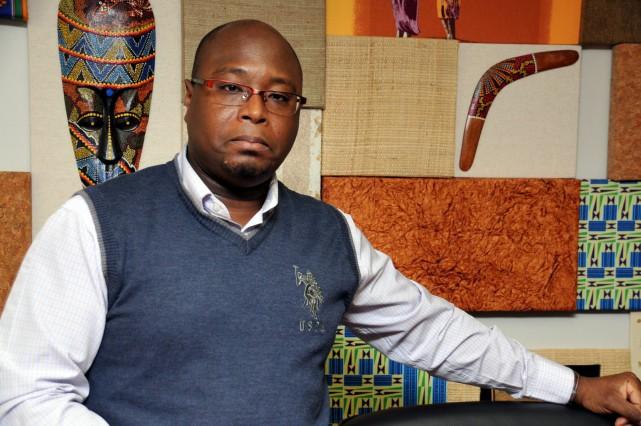 Le directeur du Regroupement interculturel de Drummondville, Darryl... (Photo collaboration spéciale Éric Beaupré)