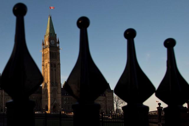 Déposé vendredi dernier, le projet de loi C-51... (Photo: PC)