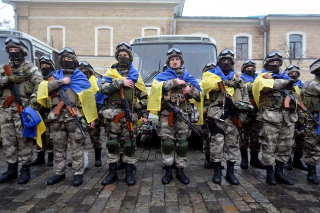 Le Canada se joindra à la commission mixte États-Unis-Ukraine sur la réforme de... (Photo: AFP)