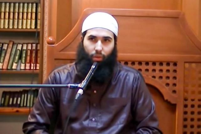 En entrevue dans La Presse de dimanche, l'imam... (PHOTO TIRÉE DE YOUTUBE)