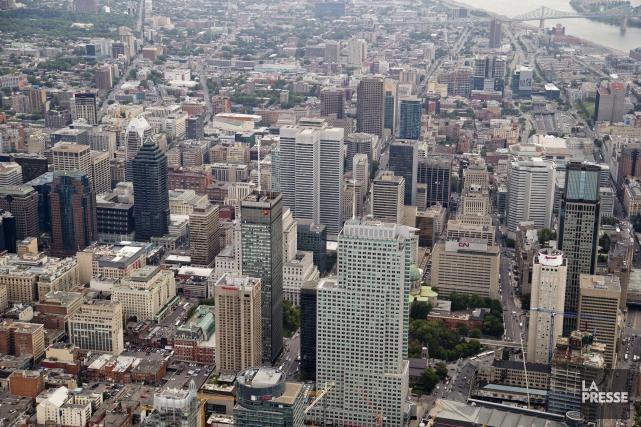Plus de 8 hôtels sur 10 offrent le... (PHOTO DAVID BOILY, ARCHIVES LA PRESSE)