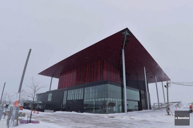 La Ville de Trois-Rivières a rejeté lundi la... (Photo: François Gervais, Le Nouvelliste)