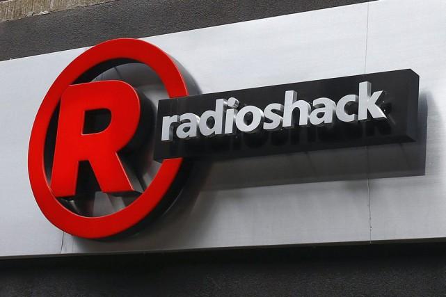 RadioShack, qui a accumulé les déboires au cours... (PHOTO SHANNON STAPLETON, REUTERS)