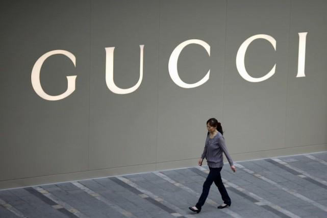Gucci devra par ailleurs verser une indemnité de... (Photo Carlos Barria, Reuters)