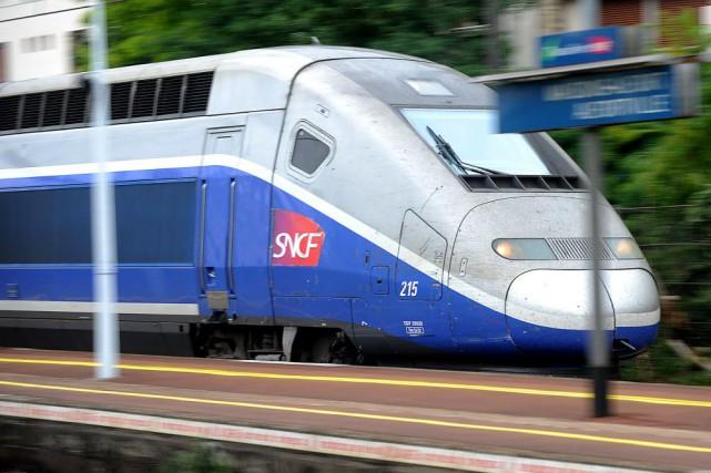 La SNCF cherche à remplir ses trains, dont... (Photo Antoine Antoniol, Bloomberg)