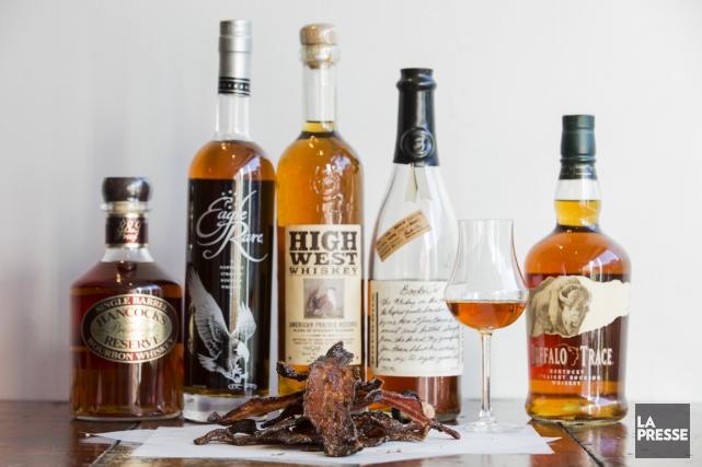 Au cours de son histoire, le bourbon a... (Photo Edouard Plante-Fréchette, La Presse)