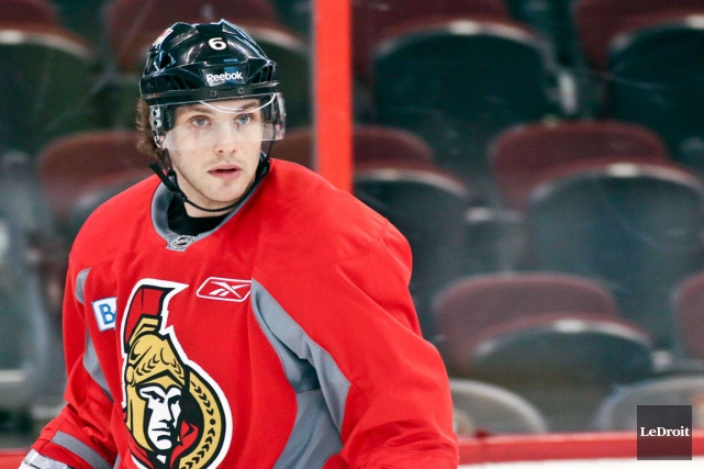 Bobby Ryan pense que ses bonnes performances des... (Patrick Woodbury, Archives LeDroit)