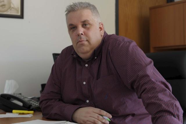 Alexandre Ratté, le directeur généraldu Pavillon L'Assuétude de... (Sylvain Mayer)