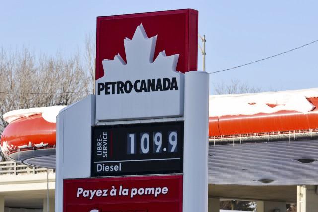 Certains détaillants de Trois-Rivières ont monté le prix... (François Gervais)