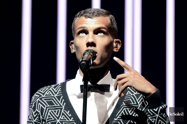Stromae... (Photo: archives Le Soleil)