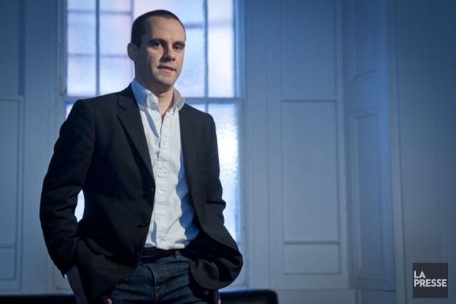 Jean-Nicolas Guillemette, directeur général d'Uber Montréal.... (PHOTO OLIVIER JEAN, ARCHIVES LA PRESSE)
