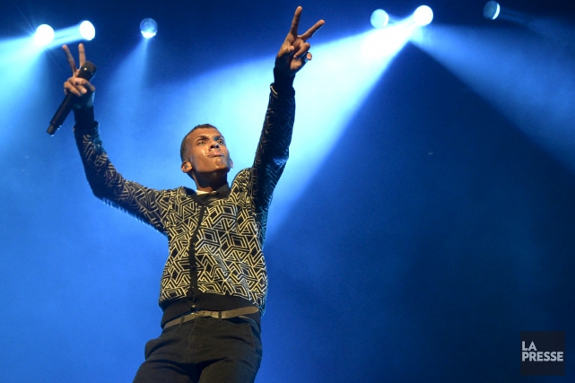 Stromae... (PHOTO ARCHIVES LA PRESSE)