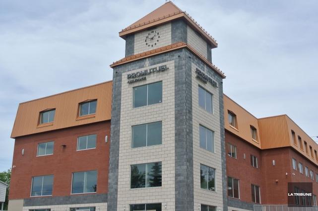 La Clinique médicale des Papetiers de Windsor s'est défendue hier d'avoir... (Archives La Tribune)