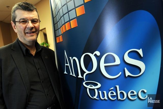 François Gilbert... (Archives La Presse)