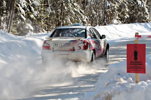 Le 50e Rallye Perce-Neige aura lieu en fin...