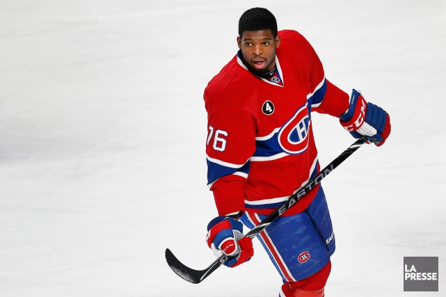 P.K. Subban... (Photo Robert Skinner, La Presse)