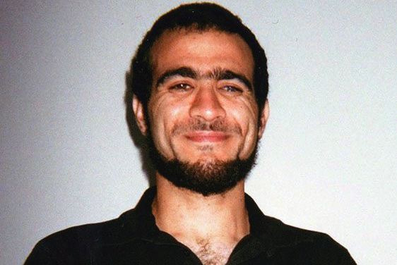 OmarKhadr, aujourd'hui âgé de 28 ans, a plaidé... (Photo fournie par Bowden Institution)