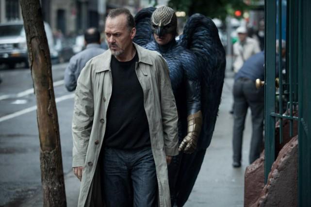 Favori aux Oscars, le film Birdman a étéécrit,... (Photo Twentieth Century Fox, Atsushi Nishijima/AP)