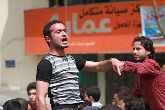Deux cent trente militants de la révolte qui... (Archives AP)