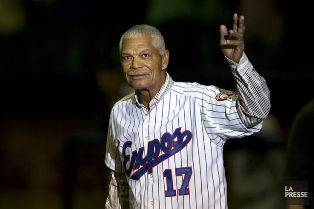 Felipe Alou a été un membre de l'organisation... (Photo: Robert Skinner, La Presse)