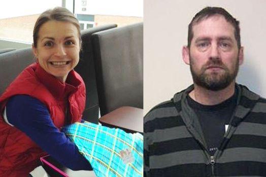Joseph Pépin et Cara Duval se sont échappés... (PHOTOS FOURNIES PAR LA GRC)