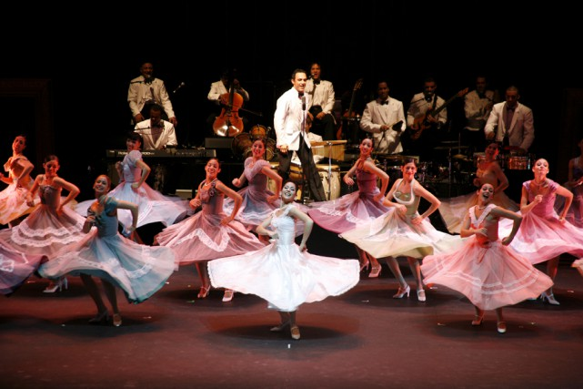 Lizt Alfonso Dance Cuba, l'une des troupes de... (Photo fournie)