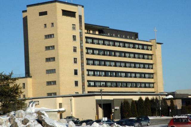 Le Conseil d'administration de l'hôpital de Jonquière considère... ((Archives Le Quotidien))