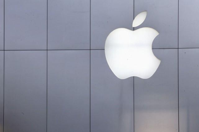Le groupe informatique Apple discute avec des groupes de télévision en vue de... (PHOTO ARCHIVES REUTERS)