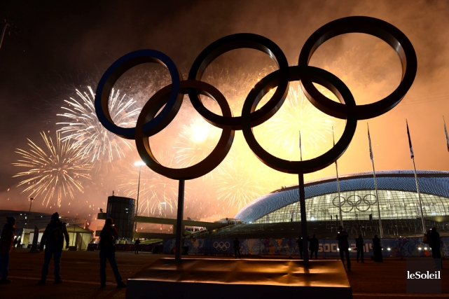 Le processus de candidature pour les Jeux de... (Photothèque Le Soleil)