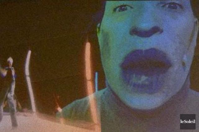 L'utilisation des logiciels de déformation de visage sur... (Le Soleil, Yan Doublet)