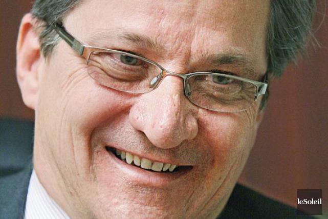 L'ex-diplomate G. Daniel Caron est à l'emploi de... (Photothèque Le Soleil)