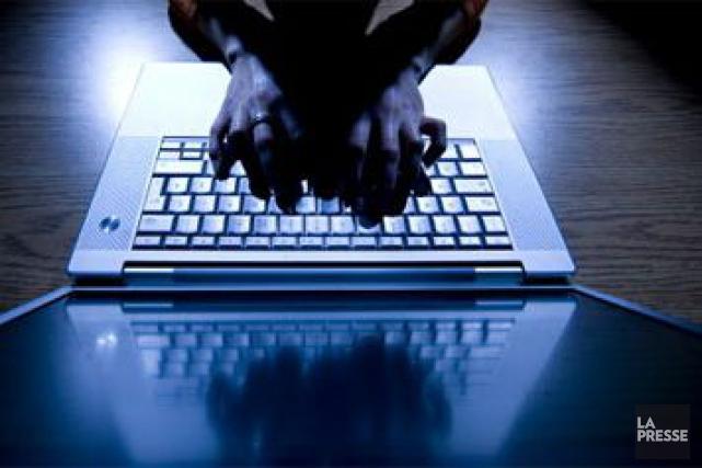 Après avoir créé un faux compte Facebook sous... (Photo David Boily, archives La Presse)