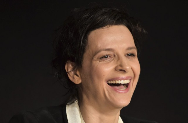 Juliette Binoche... (PHOTO BERTRAND LANGLOIS, ARCHIVES AGENCE FRANCE-PRESSE)