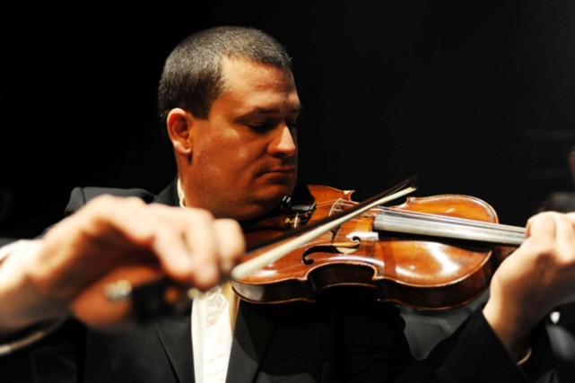 L'ex-premier violon de l'OSG n'est pas étonné qu'il... (Courtoisie)
