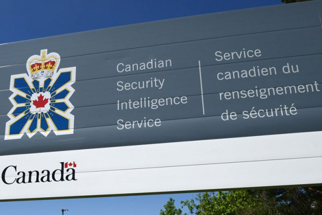 La Cour suprême du Canada se penchera sur la légalité de l'espionnage fait à... (PHOTO SEAN KILPATRICK, LA PRESSE CANADIENNE)