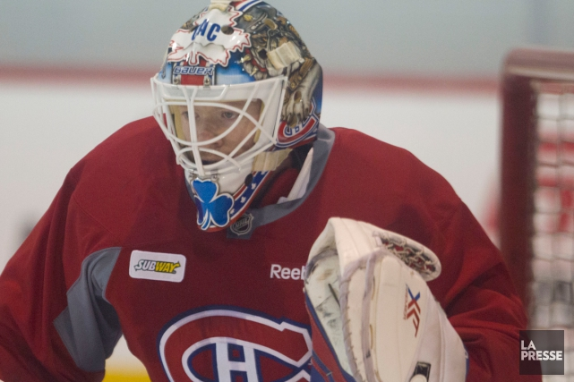 Mike Condon... (PHOTO OLIVIER JEAN, LA PRESSE)