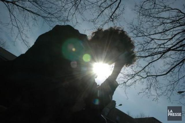 La prévalence des idées suicidaires est de 23,1... (PHOTO ARCHIVES, LA PRESSE)