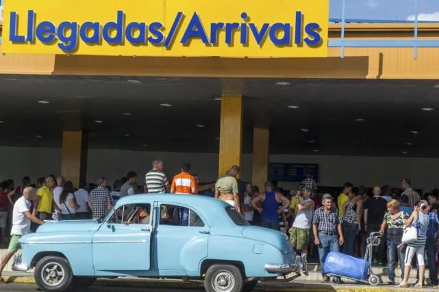 Cuba Travel Services et Marazul proposeront toutes les... (PHOTO YAMIL LAGE, ARCHIVES AFP)