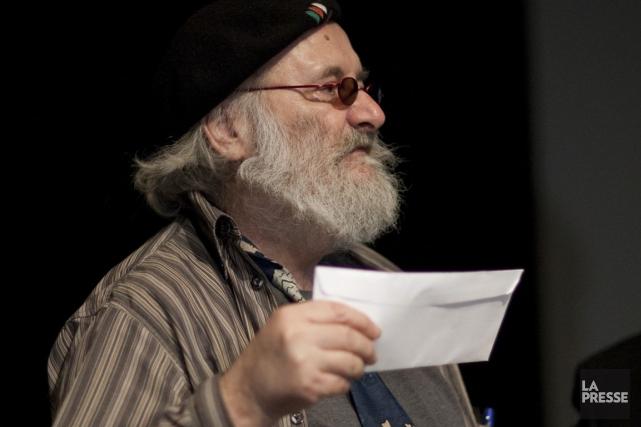 Victor Lévy-Beaulieu a récemment accusé des auteurs d'être... (Photo André Pichette, archives La Presse)