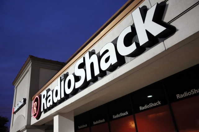 RadioShack, un groupe créé en 1921 à Boston,... (Photo Tony Gutierrez, Archives AP)