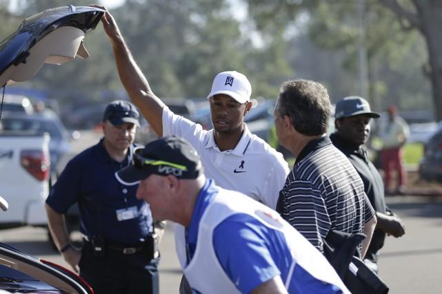 Lors de ses six derniers tournois depuis son... (PHOTO GREGORY BULL, AP)