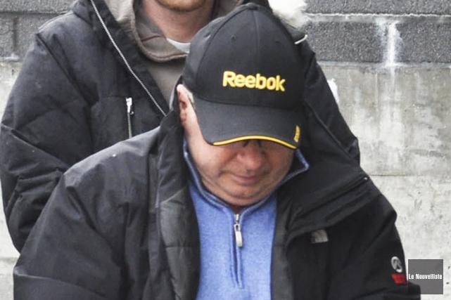 Yvon Desrochers a été condamné jeudi à une... (Photo d'archives: Émilie O'Connor, Le Nouvelliste)