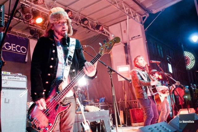 Le groupe Kaïn avait remporté un gros succès... (Photo: Émilie O'Connor, Le Nouvelliste)