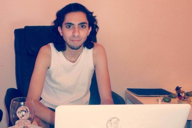 Raif Badawi... (Archives)