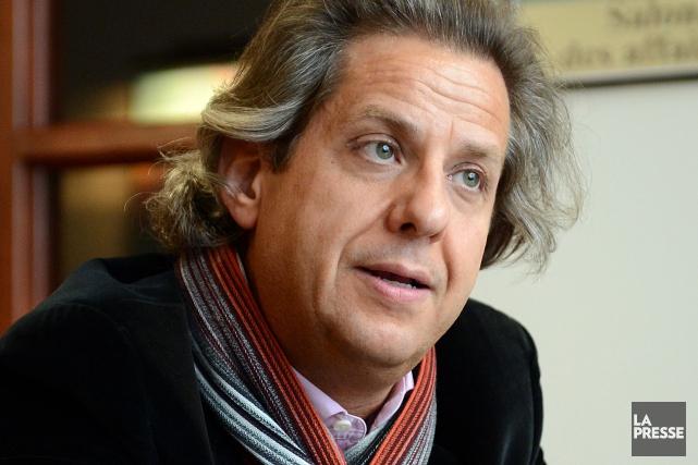Alain Lefèvre... (Archives La Presse)