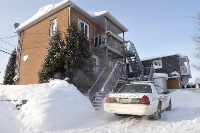 Les policiers de Saguenay enquêtent présentement sur une mort suspecte,... (Rocket Lavoie)
