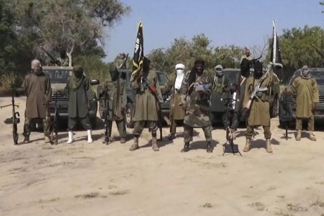 La sanglante insurrection de Boko Haram, qui contrôle... (IMAGE ARCHIVES AP)