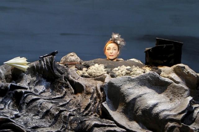 Après plus de 300 représentations en France, Catherine... (Photo ArtComArt, Pascal Victor)