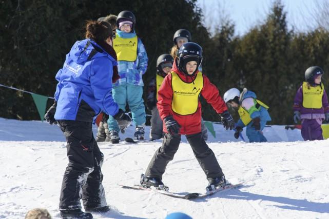 Trois idées d'activités à faire en famille, dans différentes régions du Québec. (Photo fournie par la ville de Laval)