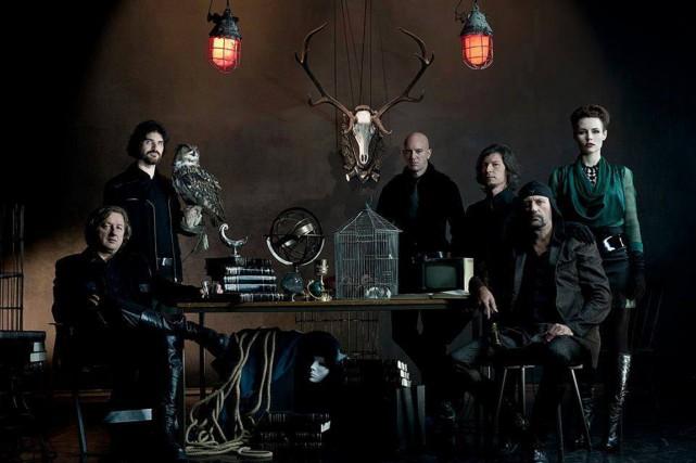 Le groupe culte Laibach viendra y résumer trois... (PHOTO FOURNIE PAR LE FIMAV)